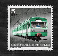 Buy Germany DDR Used Scott #2001 Catalog Value $.25