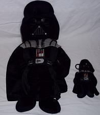 Buy STAR WARS DARTH VADER SOFT PLUSH DOLL BACKPACK 20""