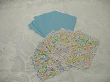 Buy Thanks For Your Baby Gift Pack of 8 Cards And Envelopes