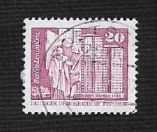 Buy Germany DDR Used Scott #2074 Catalog Value $.25