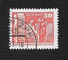 Buy Germany DDR Used Scott #2076 Catalog Value $.30