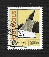 Buy German DDR Used Scott #2103 Catalog Value $.25