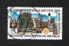 Buy German DDR Used Scott #2107 Catalog Value $.25
