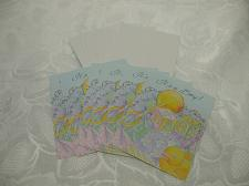 Buy It's A Boy Pack of 8 Announcement Cards And Envelopes Forget Me Not