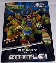 Buy 'Ready for Battle' Teenage Mutant Ninga Turtles