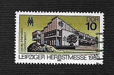 Buy German DDR Used Scott #2129 Catalog Value $.25