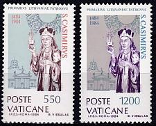 Buy [VC0731] Vatican City: Sc. no. 731-732 (1984) MNH full set