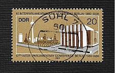 Buy German DDR Used Scott #2131 Catalog Value $.25