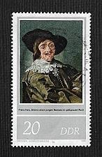 Buy German DDR Used Scott #2133 Catalog Value $.25