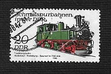 Buy German DDR Used Scott #2147a Catalog Value $.30