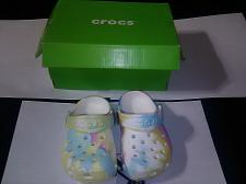 Buy INFANT/TODDLER Crocs: BRAND NEW W/TAGS! Size 4 US Classic Tie Dye WITH FREE GIFT