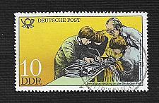 Buy Germany DDR Used Scott #2162 Catalog Value $.25