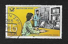 Buy Germany DDR Used Scott #2163 Catalog Value $.25