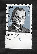 Buy Germany DDR Used Scott #2168 Catalog Value $.25