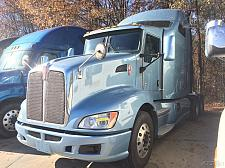 Buy 2013 Kenworth T660B Semi Tractor For Sale in Winter Garden, Florida 34787