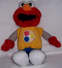 Buy Sesame Street Hashbrow Elmo plush doll