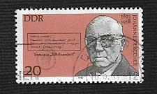 Buy Germany DDR Used Scott #2180 Catalog Value $.25
