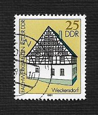 Buy Germany DDR Used Scott #2201 Catalog Value $.25