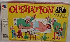 Buy Vintage Original 1965 Milton Bradley Co Game 'OPERATION'