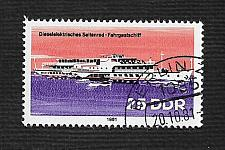 Buy Germany DDR Used Scott #2223 Catalog Value $.25