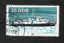 Buy Germany DDR Used Scott #2224 Catalog Value $.25