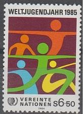 Buy [UV0047] UN Vienna: Sc. No. 47 (1984) MNH