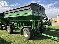 Buy 2007 Brent 544 Gravity Wagon