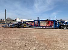 Buy 2014 Cottrell E25307XL 7-Car Trailer For Sale in Antigo, Wisconsin 54409
