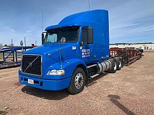 Buy 2012 Volvo VNL630 Sleeper Semi Tractor For Sale in Antigo, Wisconsin 54409