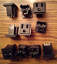 Buy Lots of 10: TE Connectivity 3-213598-2 Power Connectors :: FREE Shipping