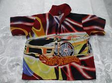Buy Hot Wheels Short Sleeve Shirt Size 5