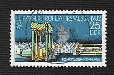 Buy Germany DDR Used Scott #2247 Catalog Value $.25