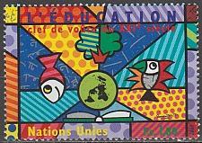 Buy [UG0350] UN Geneva: Sc. no. 350 (1999) MNH