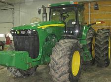 Buy 2002 John Deere 8320 Tractor For Sale in Wayne City, Illinois 62895
