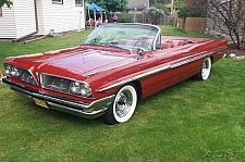 Buy 1961 Pontiac Bonneville Convertible For Sale in Cudahy, Wisconsin 53110