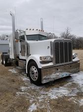 Buy 2013 Peterbilt 389 Sleeper Semi Tractor