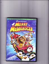 Buy Merry Madagascar DVD 2009 - Widescreen/Fullscreen - Very Good