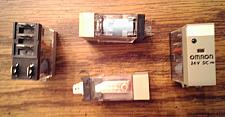 Buy Lots of 17: Omron G2R-1-SNDC24S Plug-In General Purpose Relay