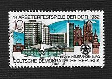 Buy Germany DDR Used Scott #2269 Catalog Value $.25