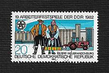 Buy Germany DDR Used Scott #2270 Catalog Value $.30