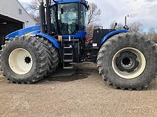 Buy 2010 New Holland T9050 Tractor For Sale In Adams, North Dakota 58210