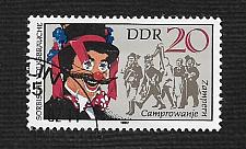 Buy Germany DDR Used Scott #2279b Catalog Value $.25