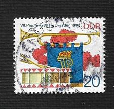 Buy Germany DDR Used Scott #2283 Catalog Value $.30