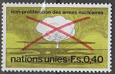 Buy [UG0023] UN Geneva: Sc. no. 23 (1972) MNH Single