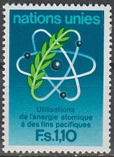 Buy [UG0072] UN Geneva: Sc. no. 72 (1977) MNH