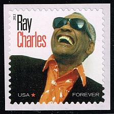 Buy US #4807 Ray Charles; MNH (5Stars) |USA4807-07