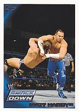 Buy Matt Hardy #5 - WWE 2010 Topps Wrestling Trading Card