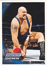Buy Big Show #22 - WWE 2010 Topps Wrestling Trading Card