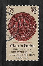 Buy Germany DDR Used Scott #2310 Catalog Value $.25