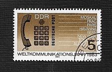 Buy Germany DDR Used Scott #2319 Catalog Value $.25